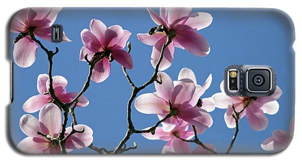 Pink Magnolias  Galaxy S5 Case