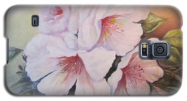 Pink Mist Galaxy S5 Case