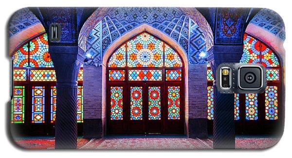 Pink Mosque, Iran Galaxy S5 Case