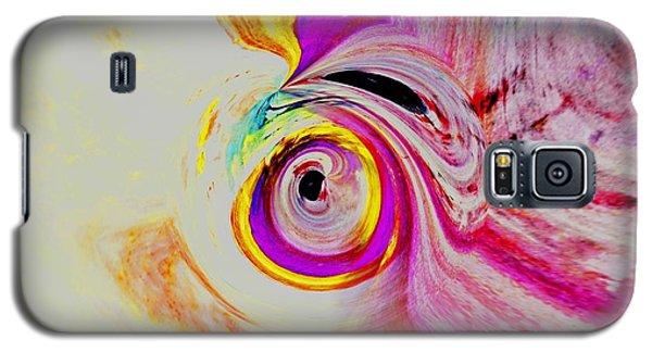 Pink Paradise Galaxy S5 Case