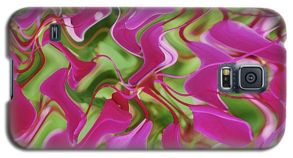Pink Party Galaxy S5 Case