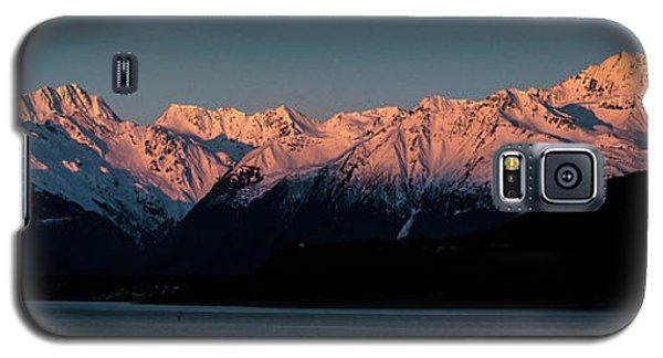Pink Peaks II Galaxy S5 Case