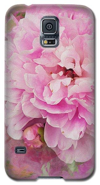 Pink Peony 2 Galaxy S5 Case