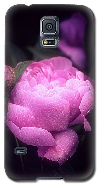 Pink Peony Galaxy S5 Case by Philippe Sainte-Laudy