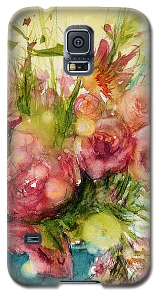 Pink Profusion Galaxy S5 Case