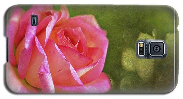 Pink Rose Dream Digital Art 3 Galaxy S5 Case