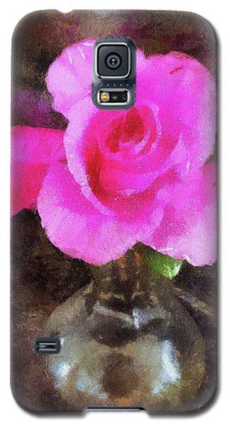 Pink Rozalea Galaxy S5 Case