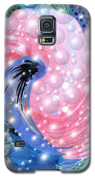 Pink Shell Fantasia Galaxy S5 Case