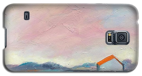 Pink Sky Galaxy S5 Case