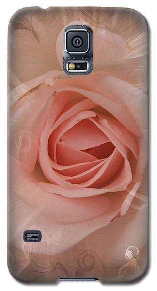 Pink Smokey Galaxy S5 Case