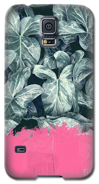 Pink Sorbet On Jungle Galaxy S5 Case