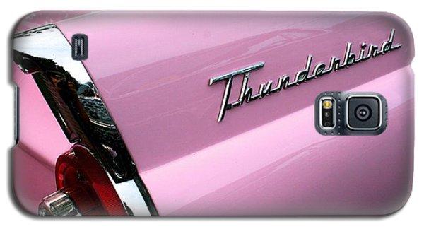 Pink Thunderbird Galaxy S5 Case