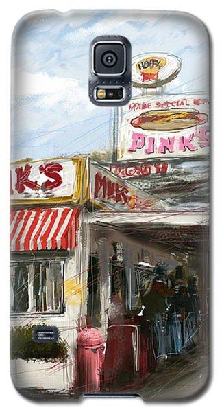 Pinks Galaxy S5 Case