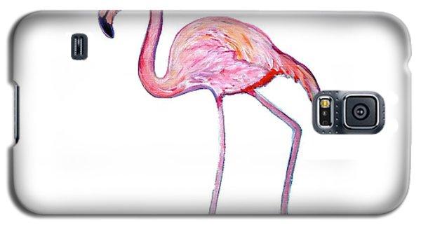 Pinky The Flamingo Galaxy S5 Case