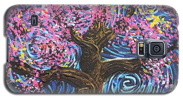 Pinky Tree Galaxy S5 Case