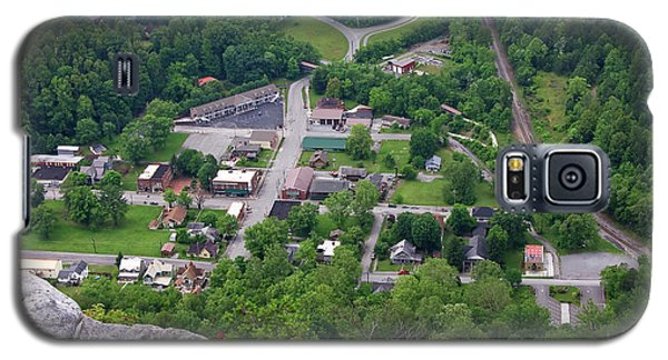 Pinnacle Overlook In Kentucky Galaxy S5 Case