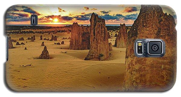 Pinnacles 8 Galaxy S5 Case