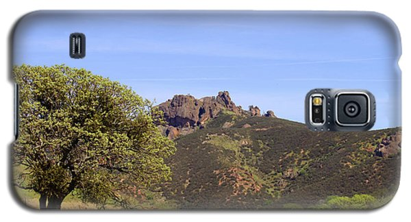 Galaxy S5 Case featuring the photograph Pinnacles Vista by Art Block Collections