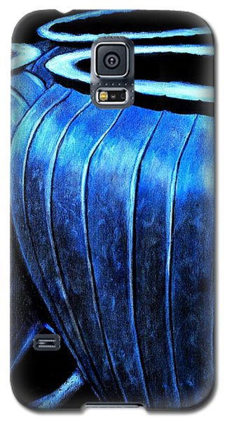 Pinstripe Pots Galaxy S5 Case