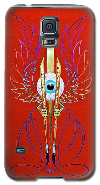 Pinstriper's Icon Galaxy S5 Case
