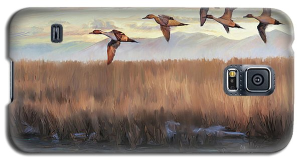 Pintail Fly By Galaxy S5 Case