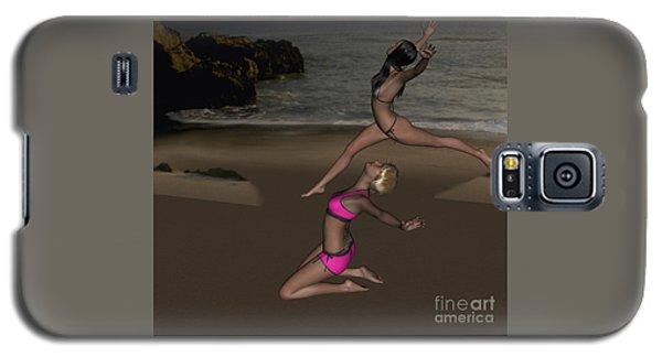 Pinups Dancing Galaxy S5 Case