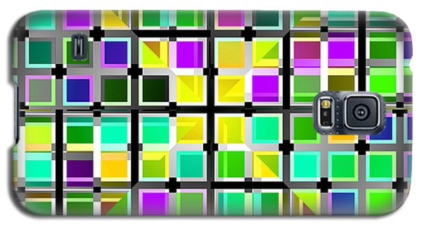 Pinwheel Galaxy S5 Case