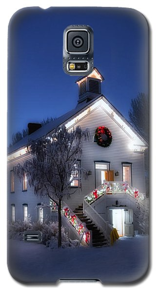Pioneer Chapel At Christmas Galaxy S5 Case