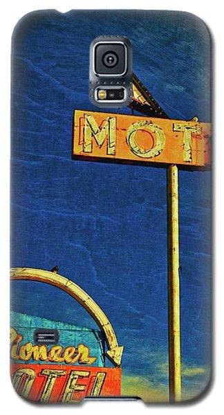 Pioneer Motel, Albuquerque, New Mexico Galaxy S5 Case