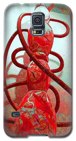 Pipe Dreams Galaxy S5 Case