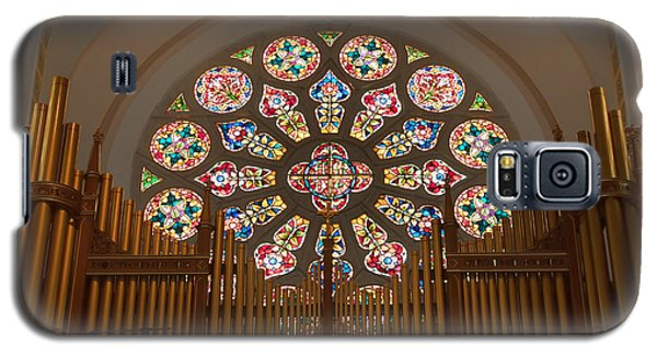 Pipe Organ - Church Galaxy S5 Case