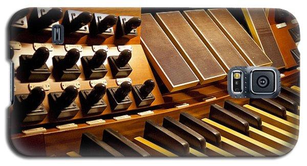Pipe Organ Pedals Galaxy S5 Case