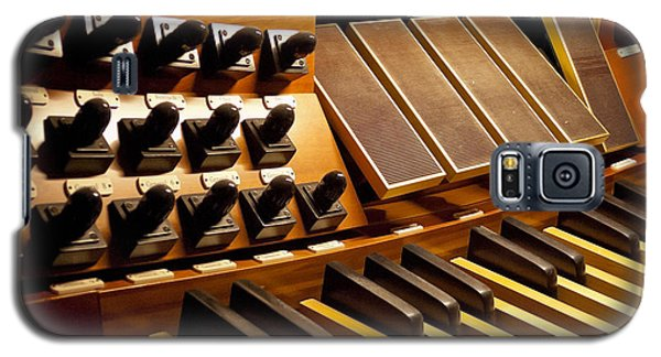 Pipe Organ Pedals Galaxy S5 Case