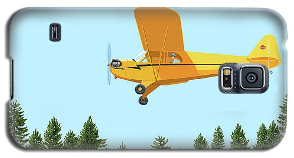 Piper Cub Piper J3 Galaxy S5 Case
