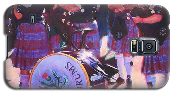 Pipes And Drums Galaxy S5 Case