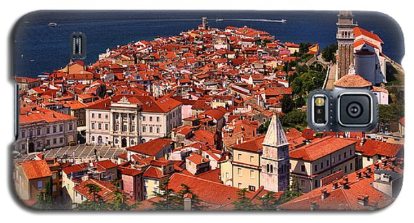 Piran From The Castle Wall Galaxy S5 Case