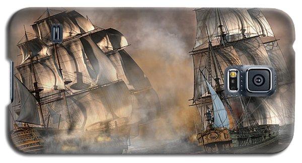 Pirate Battle Galaxy S5 Case