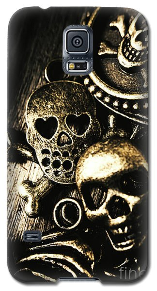 Galaxy S5 Case featuring the photograph Pirate Treasure by Jorgo Photography - Wall Art Gallery