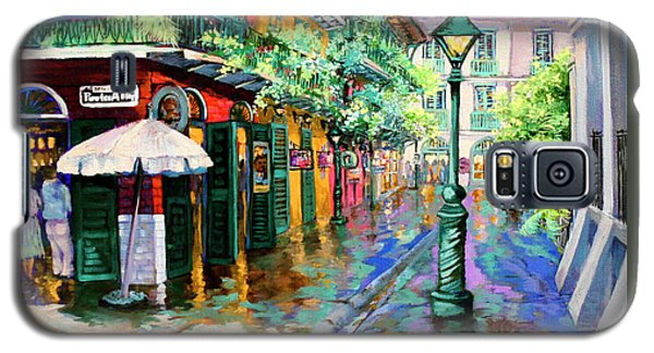Pirates Alley - French Quarter Alley Galaxy S5 Case
