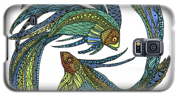 Pisces Galaxy S5 Case