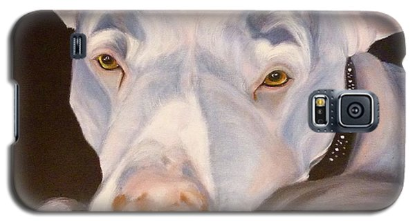 Pit Bull Lover Galaxy S5 Case