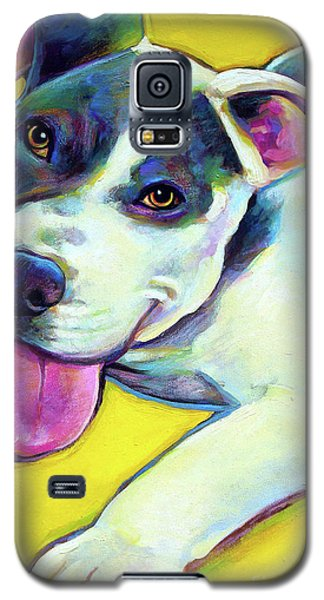 Pit Bull Puppy Galaxy S5 Case