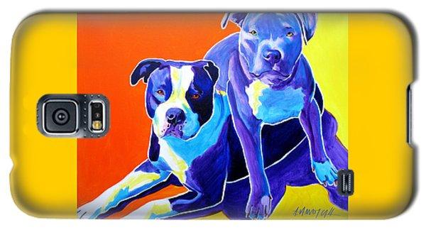 Pit Bulls - Diamond And Deisel Galaxy S5 Case