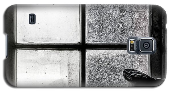 Galaxy S5 Case featuring the photograph Pitcher In The Window by Brad Allen Fine Art
