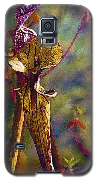 Pitcher Plant Galaxy S5 Case