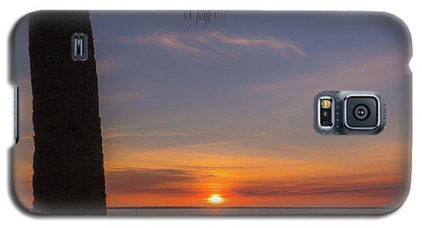 Pitt Street Bridge Palmetto Sunset Galaxy S5 Case