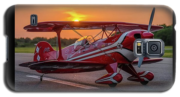 Pitts Sunset Galaxy S5 Case