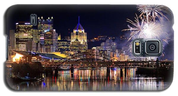 Pittsburgh 1  Galaxy S5 Case