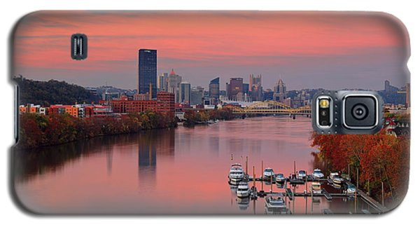 Pittsburgh 31st Street Bridge  Galaxy S5 Case
