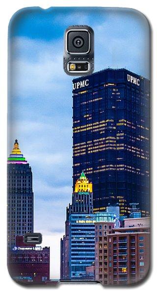 Pittsburgh - 7012 Galaxy S5 Case